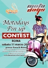 Motodays Pin Up Contest