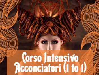 Corso Intensivo Acconciatori (1 to 1)