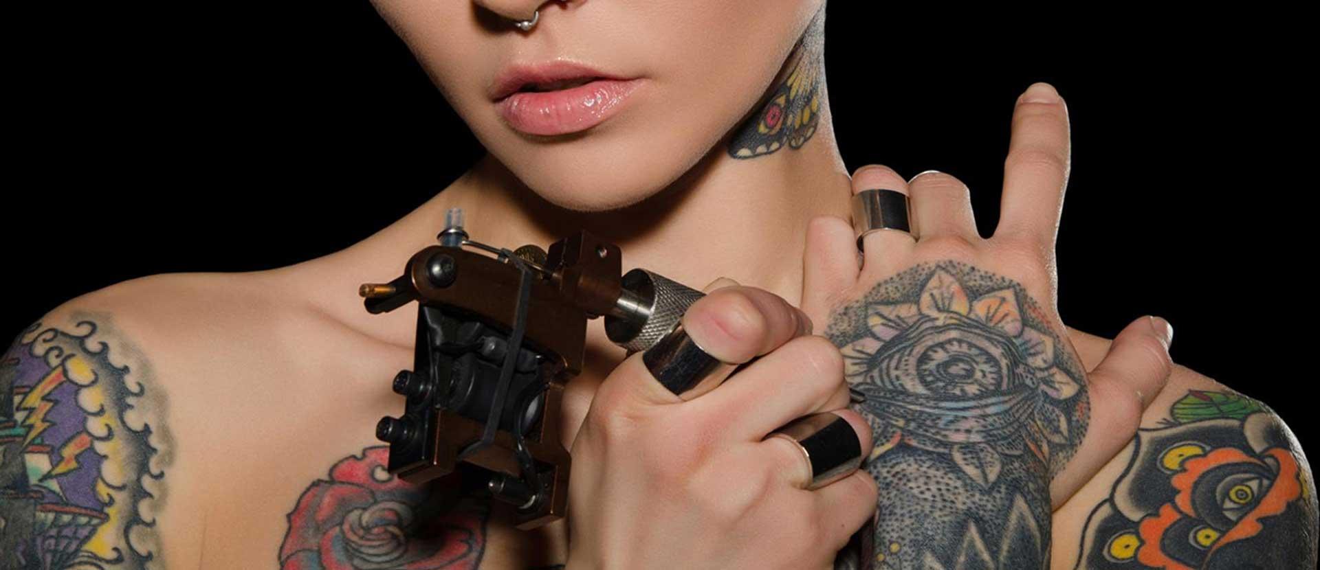 Vuoi imparare a diventare un tatuatore professionale?