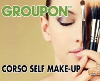 Corso Groupon Self Make Up